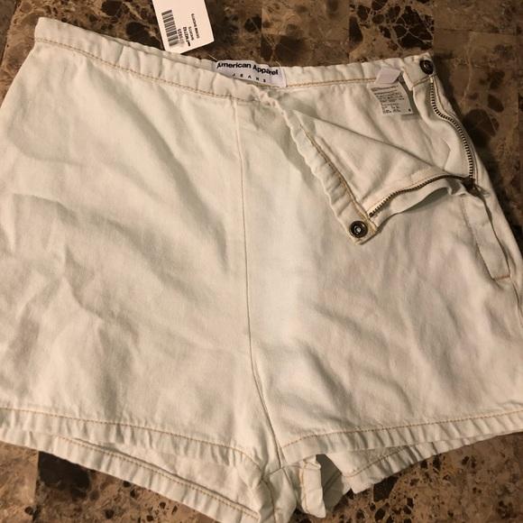 American Apparel Pants - Jean shorts